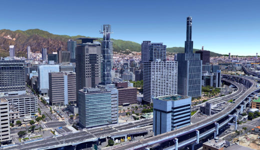 【三ノ宮・元町】神戸市中央区はどんな街?どんな所?住みやすさや利便性は?治安は良い?悪い?
