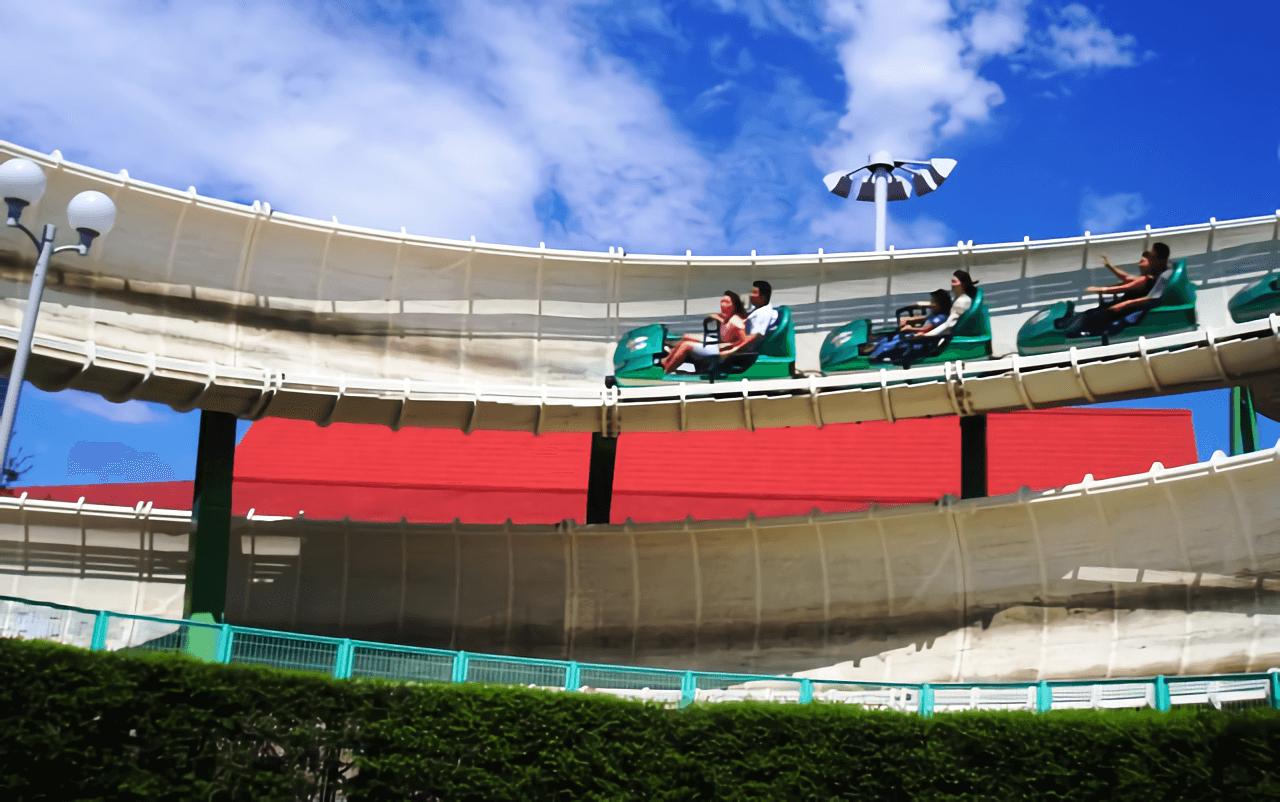 神戸ポートピアランドのアトラクション